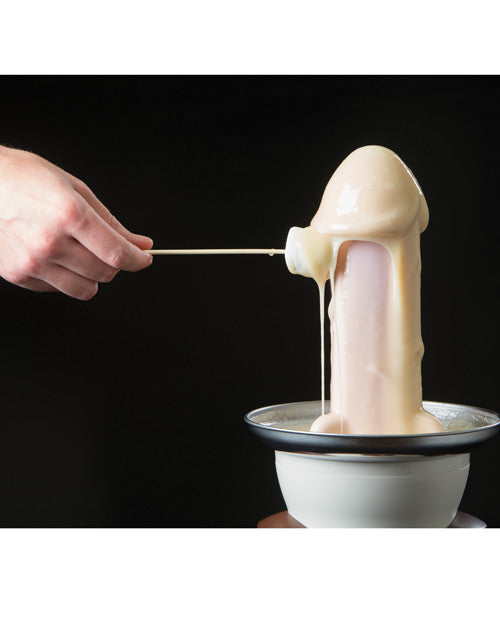 "Fun-Due 9"" Penis Fondue Fountain"