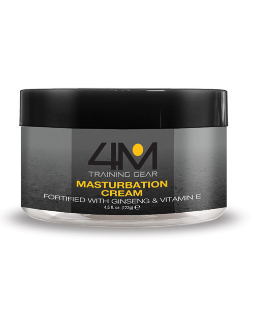 4M Training Gear Endurance Masturbation Cream w/Ginseng