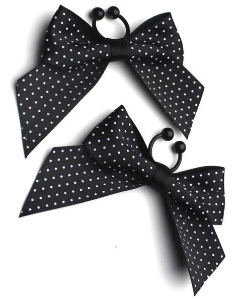 Non-Piercing Nipple Satin Ties