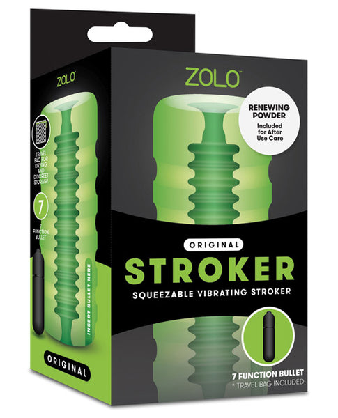 Original Squeezable Vibrating Stroker