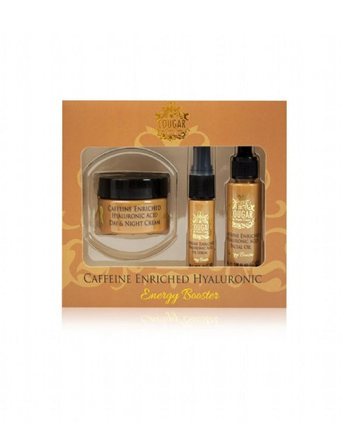 Caffeine Enriched Hyaluronic Acid Trio