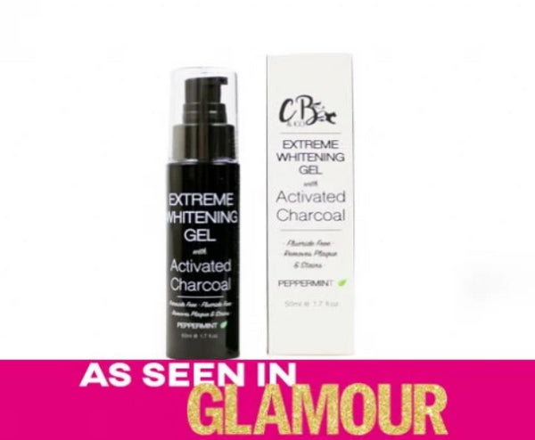 Extreme Whitening Gel with Activated Charcoal