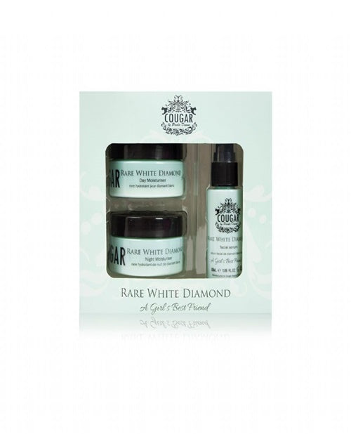 Rare White Diamond 3 Piece Skincare Set