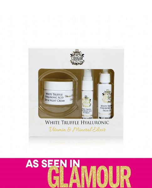 White Truffle Hyaluronic Acid Trio