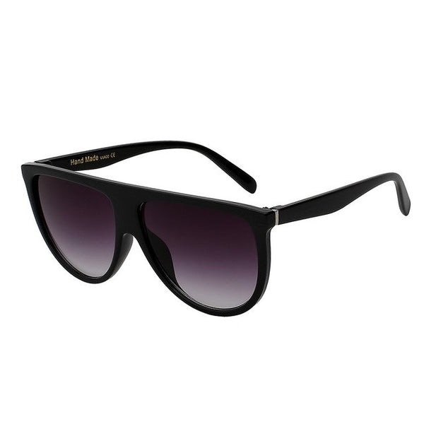 Cher- Flat Chic Top Sunglasses