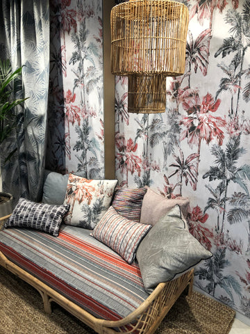 Romo Japura wallpaper and fabric