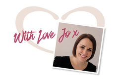 Jo Griffiths owner and designer at With Love Interiors