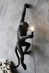 Rockett St George Hanging Monkey Lamp