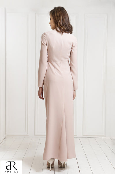 modest long dress for all accasion