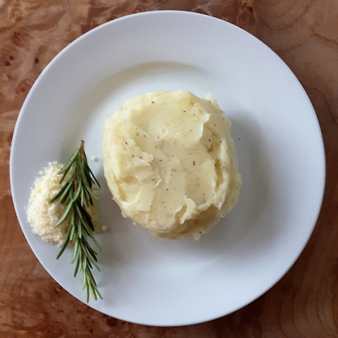 C - Whipped Potato Rosemary Garlic
