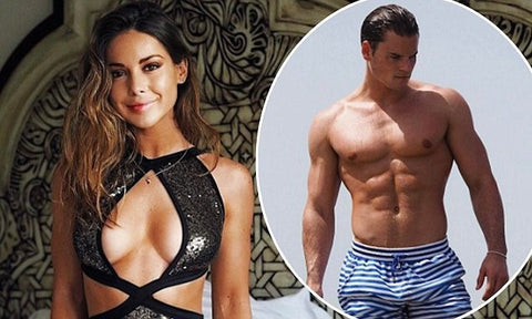 Ryan Libbey and Louise Thompson wearing Independent Leaders