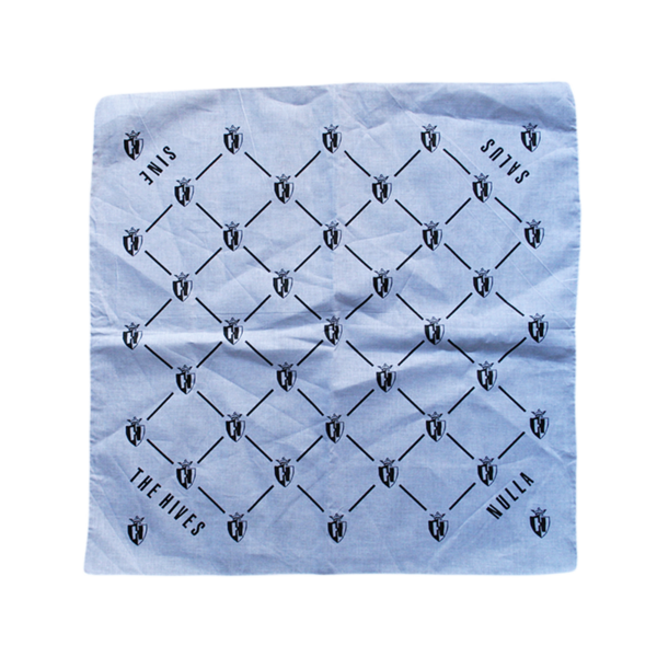 White Shield Bandana
