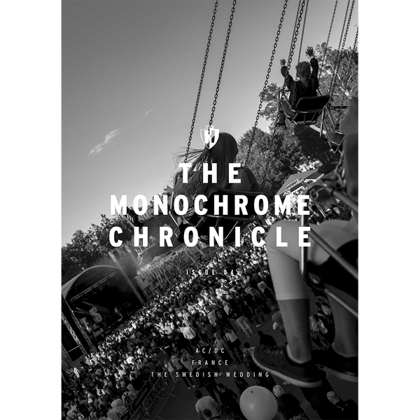 The Monochrome Chronicle Issue 4
