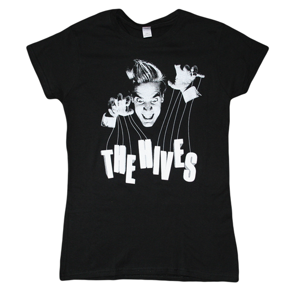 Ladies Puppeteer Tee