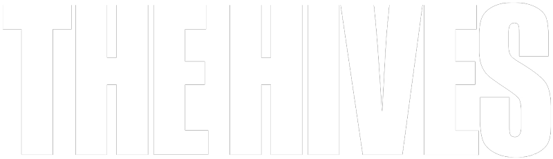 The Hives UK logo