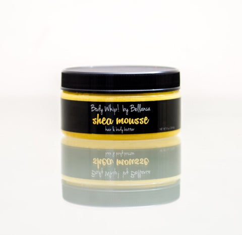 Body Whip by Bellanca Shea Mousse hair & body butter