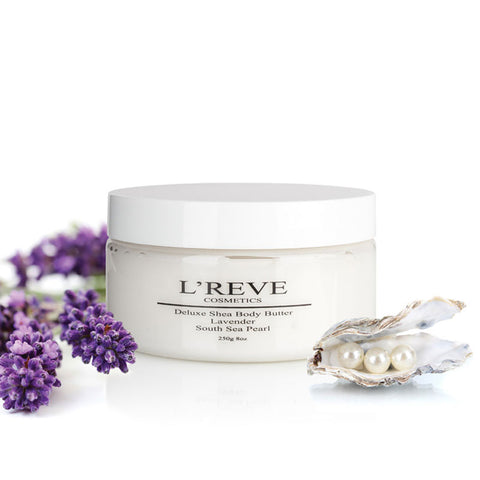 Deluxe Shae Body Butter- Lavender South Sea Pearl
