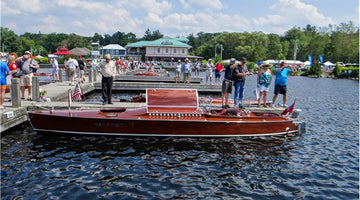 We'll See You At The Muskoka Boat & Cottage Show!