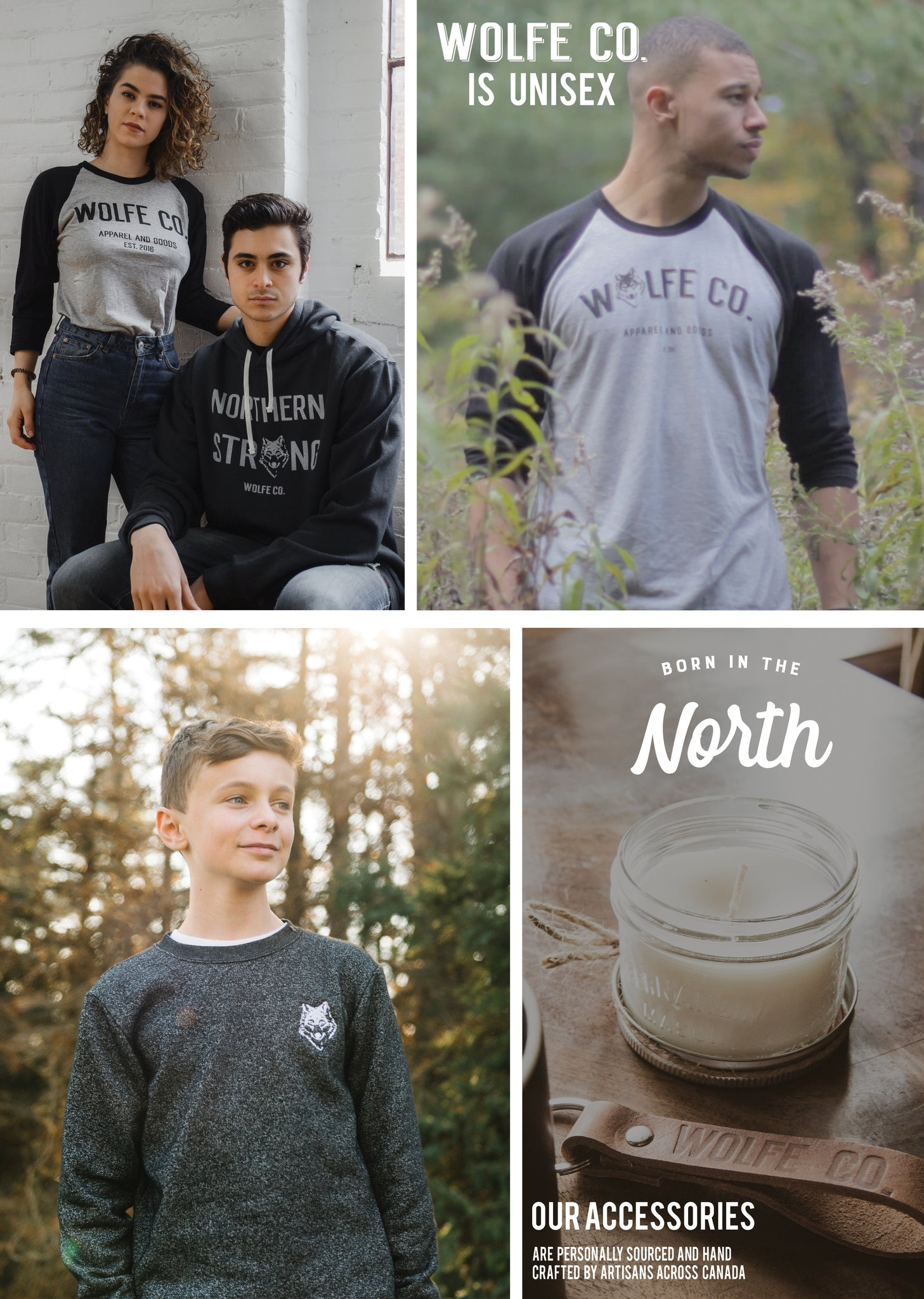 Our Story – Wolfe Co  Apparel and Goods