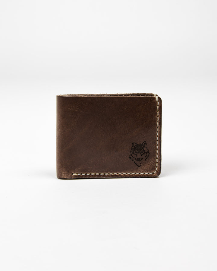 Driftwood Wallet - Wolfe Co. Apparel and Goods