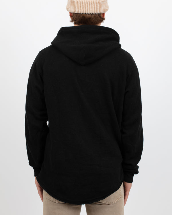 Black Scoop Pullover - Tops - Wolfe Co. Apparel and Goods