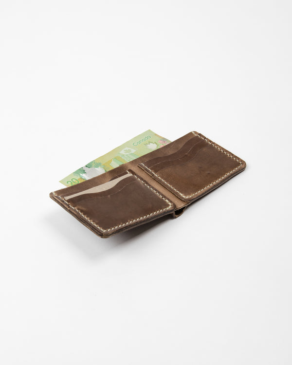 Driftwood Wallet - Wallet - Wolfe Co. Apparel and Goods