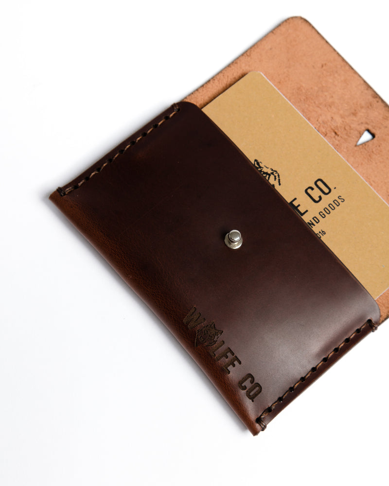 Passport Wallet - Wallet - Wolfe Co. Apparel and Goods