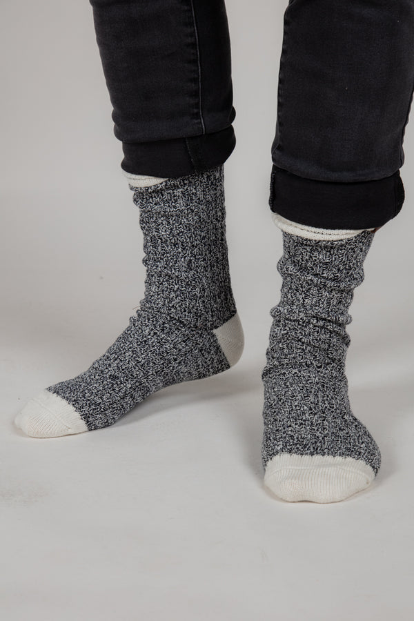 Men's Socks 2-Pack - Wolfe Co. Apparel and Goods®