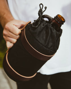 Growler Carrier - Growler Carrier - Wolfe Co. Apparel and Goods