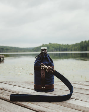 Growler Carrier - Wolfe Co. Apparel and Goods