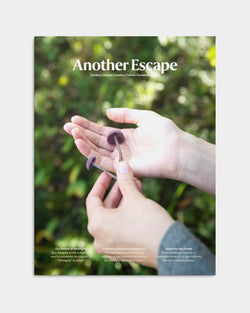 Another Escape Magazine - Publication - Wolfe Co. Apparel and Goods