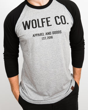 Brixton Baseball Tee - Wolfe Co. Apparel and Goods