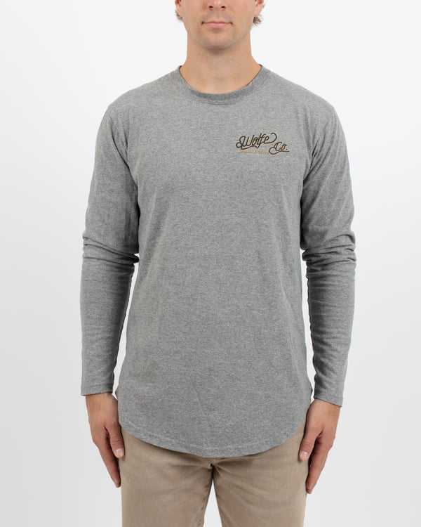 Après Ski Long Sleeve Scoop - Tops - Wolfe Co. Apparel and Goods
