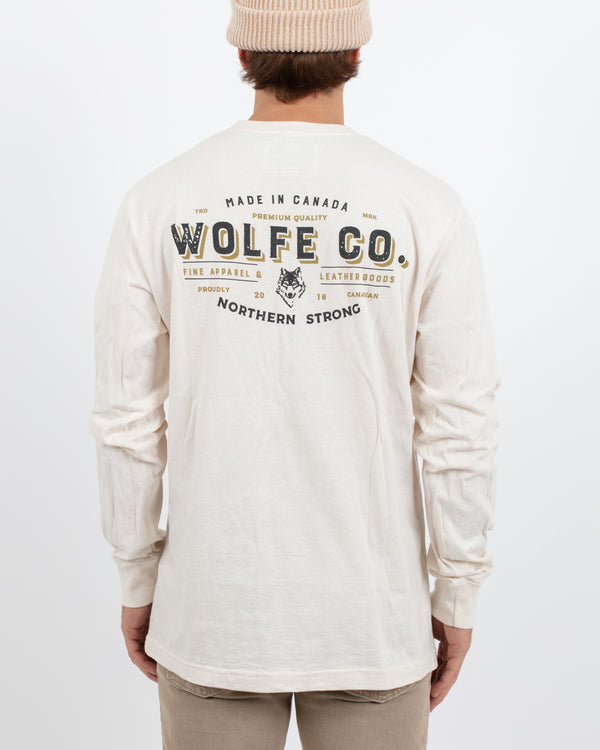 Huntsville Long Sleeve - Tops - Wolfe Co. Apparel and Goods