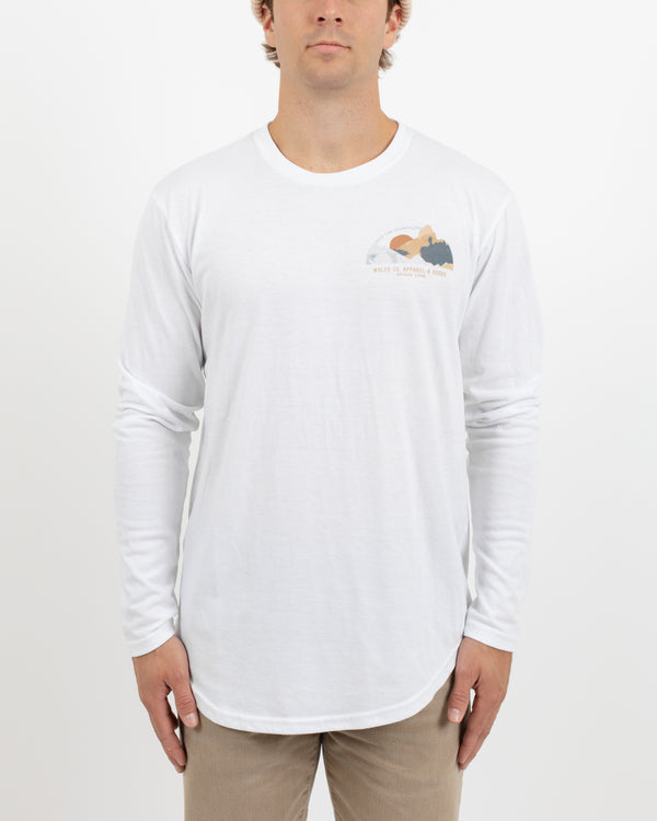 Yamnuska Long Sleeve - Tops - Wolfe Co. Apparel and Goods