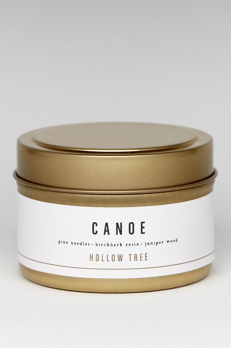Canoe 4oz Travel Size Candle