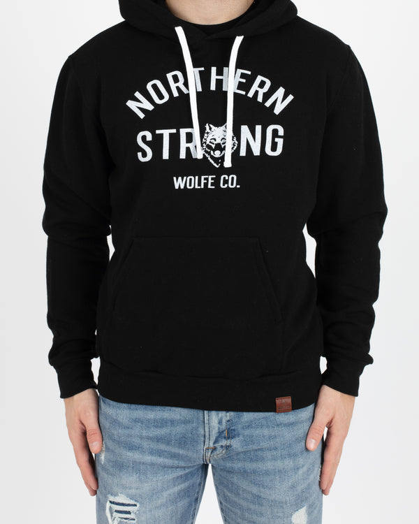 Northern Strong 2.0 Pullover - Tops - Wolfe Co. Apparel and Goods