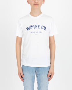 Wolfe Cubs Reilly White - Tops - Wolfe Co. Apparel and Goods