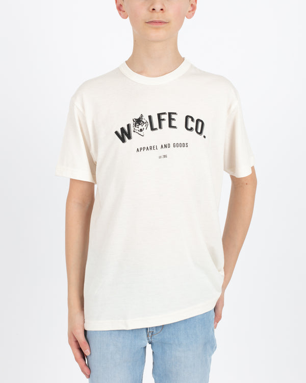 Wolfe Cubs Reilly Natural - Tops - Wolfe Co. Apparel and Goods