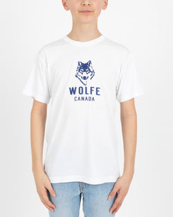 Wolfe Cubs White T-Shirt - Tops - Wolfe Co. Apparel and Goods