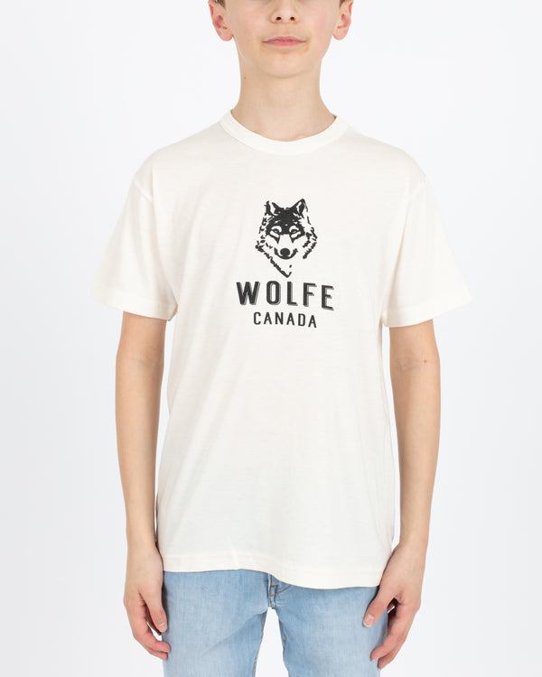 Wolfe Cubs Natural T-Shirt - Tops - Wolfe Co. Apparel and Goods