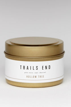 Trail's End Candle 4oz Travel Size