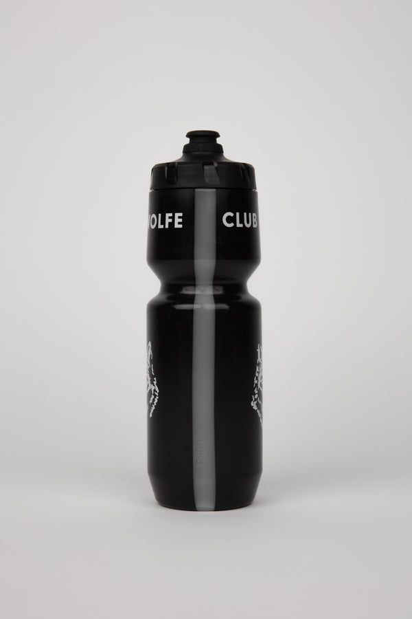 Black 26oz BPA-free Water Bottle Purist