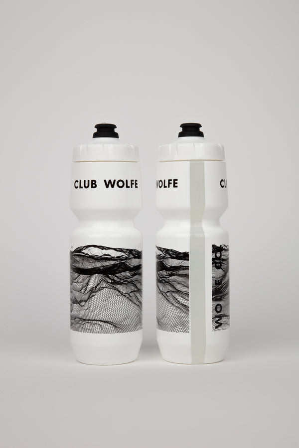 White Purist 26oz BPA-free Water Bottle