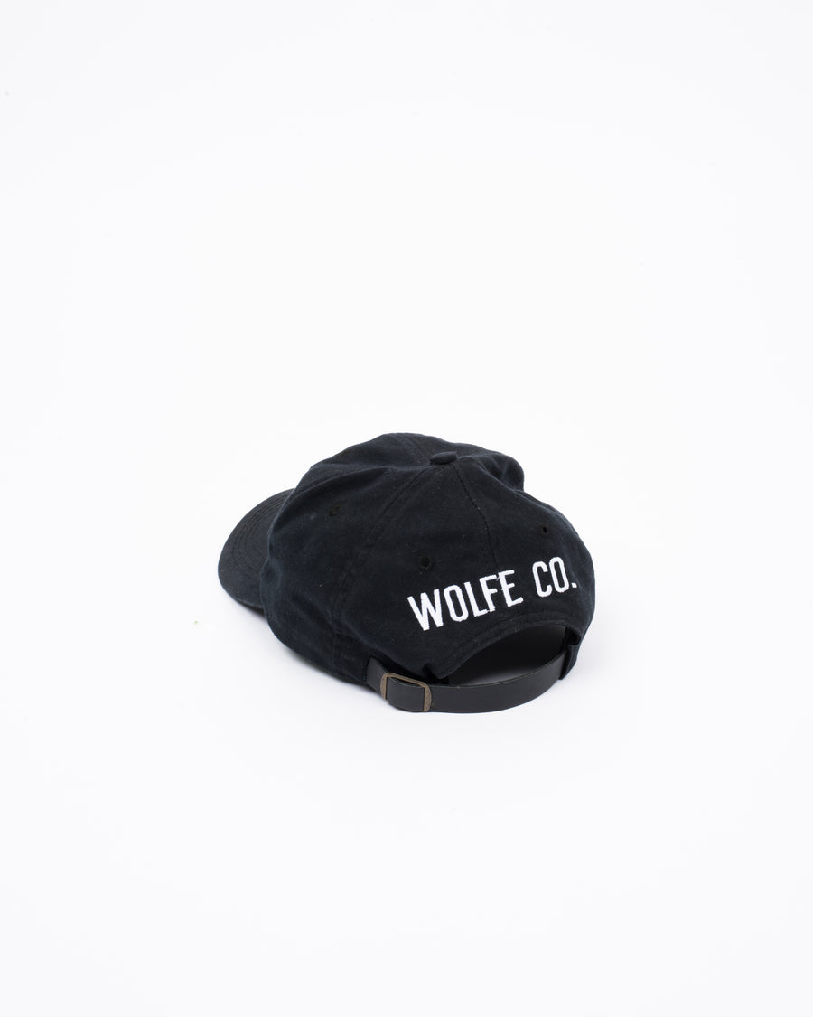 Lone Wolf Cap - Wolfe Co. Apparel and Goods