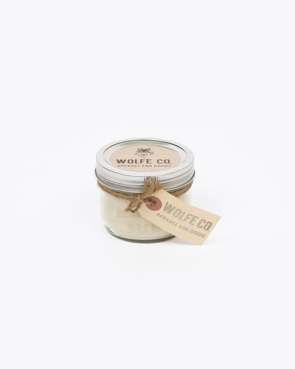 Soy Candle - Candles - Wolfe Co. Apparel and Goods