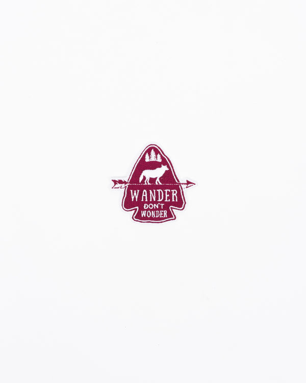 Iron-On Patch - Patch - Wolfe Co. Apparel and Goods