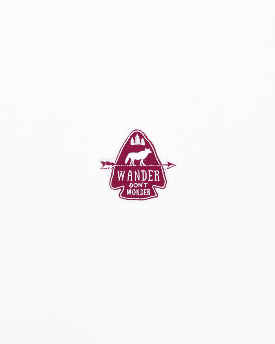 Iron-On Patch - Wolfe Co. Apparel and Goods
