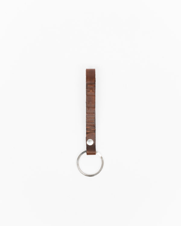 Jameson Rustic Keychain - Keychain - Wolfe Co. Apparel and Goods