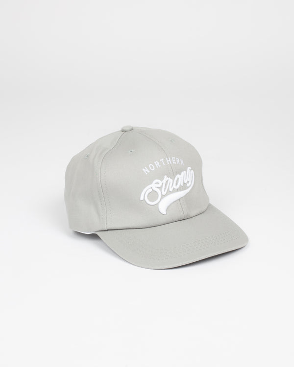 Northern Strong Cloud Strap Back - Hats - Wolfe Co. Apparel and Goods